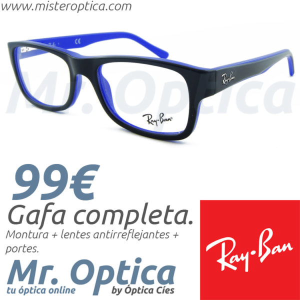 Ray Ban RayBan RB5268 5179 en Míster Óptica Online