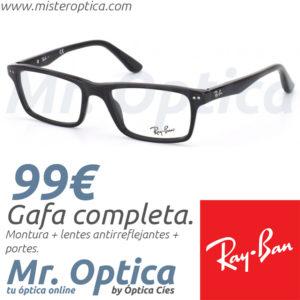 RayBan RB5288 2000 en Míster Óptica Online