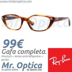 Ray Ban RayBan RB5242 2144 en Míster Óptica Online