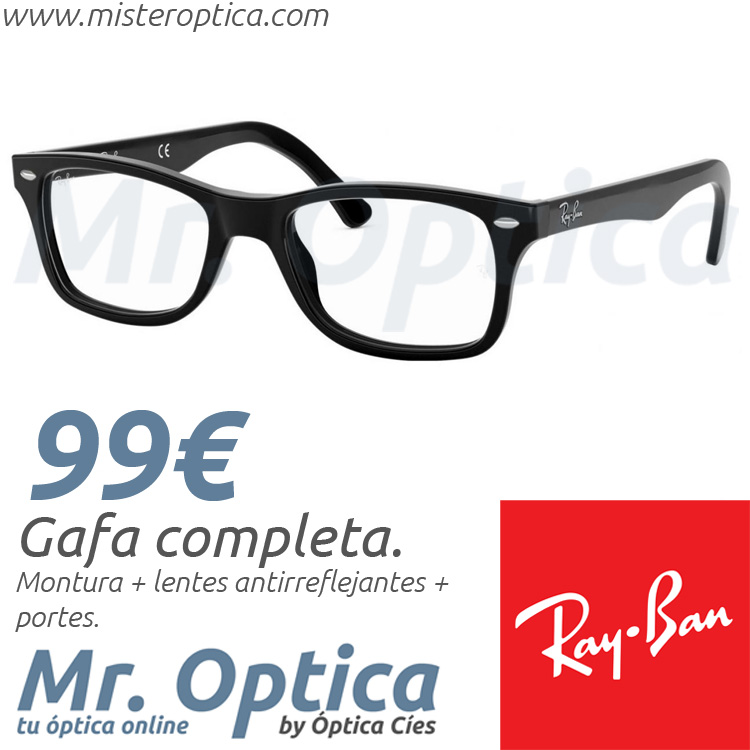Ray Ban RayBan RB5228 en Míster Óptica Online