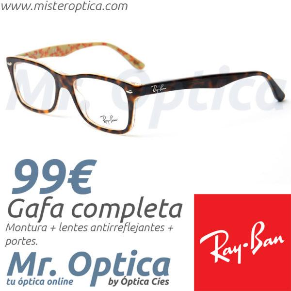 Ray Ban RayBan RB5228 5057 en Míster Óptica Online