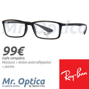 Ray Ban RayBan RB7048 Liteforce 5206 en Míster Óptica Online