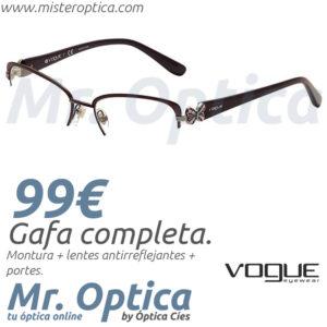 Vogue VO3699 812S en Míster Óptica Online