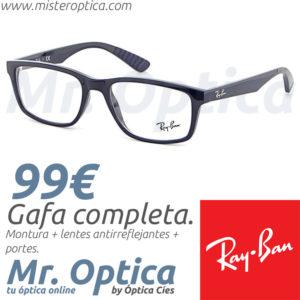 Ray Ban RayBan RB7063 5419 en Míster Óptica tienda Online