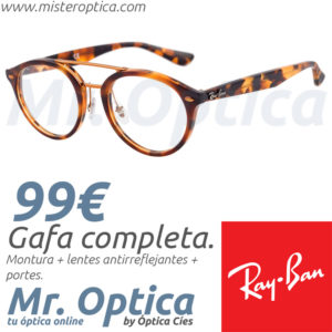 Ray Ban RayBan RB5354 5675 en Míster Óptica Online