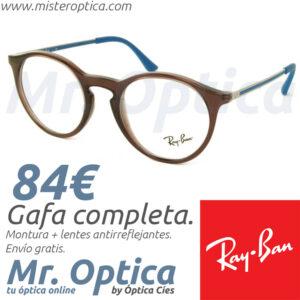 Ray Ban RB7132 5720 en Míster Óptica Online