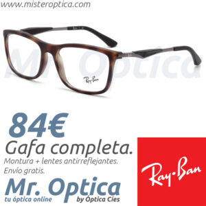 RayBan RB7029 5200 en Míster Óptica Online