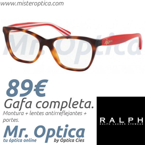 Ralph Lauren RA7077 3160 en Mister Optica Online