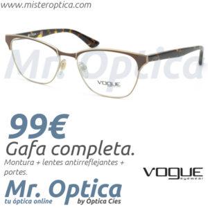 Vogue VO3814 840 en Míster Óptica Online