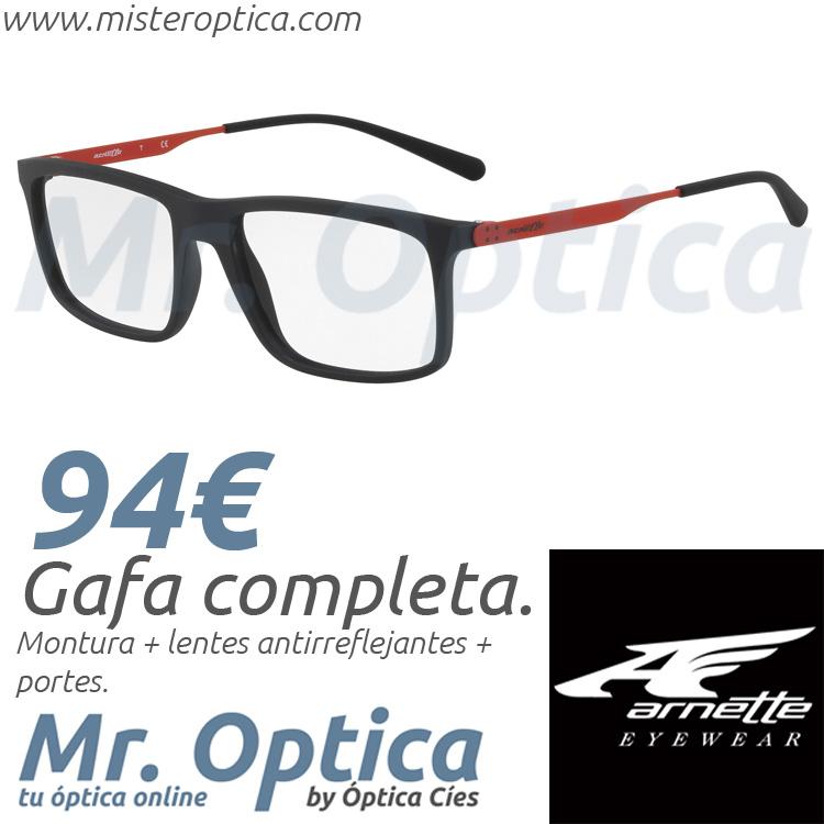 9fb0f56250 Gafas graduadas Arnette AN7137 WOOt!C 2503 54/17 140