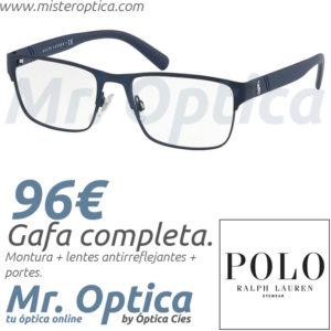 Gafa Polo Ralph Lauren PH1175 9119 en Míster Óptica Online