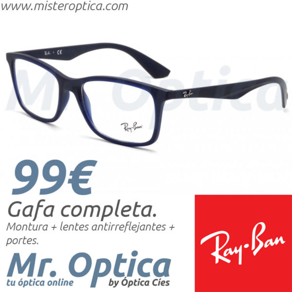 RayBan RB7047 5450 en Míster Óptica Online