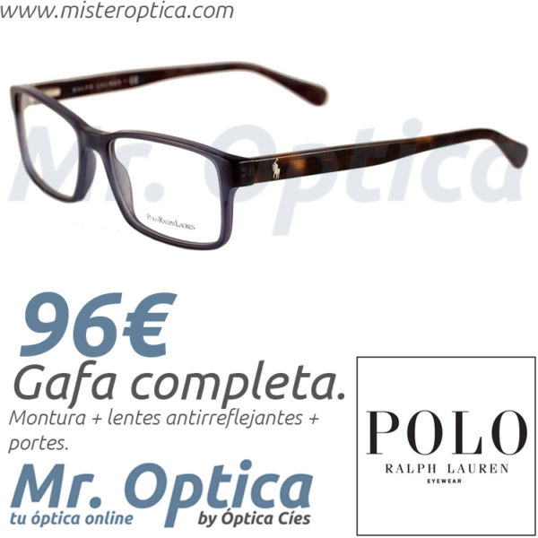 Polo Ralph Lauren RA2123 5468 en Míster Óptica Online