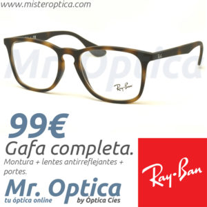 RayBan RB7074 5365 en Míster Optica Online