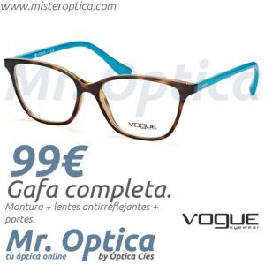 Vogue VO5029 2393 en Mister Optica Online
