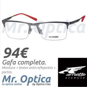 Arnette AN6118 TAIL 700 54/18 140 en Míster Óptica Online