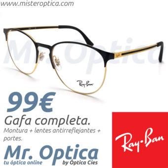 Gafa RayBan RB6375 2890 en Míster Óptica Online