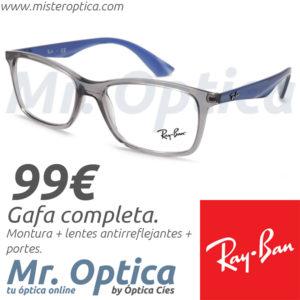 RayBan RB7047 5769 en Míster Óptica Online