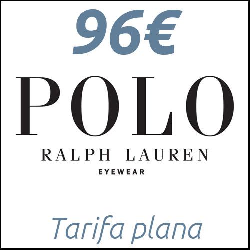 Tarifa plana de gafas Polo Ralph Lauren en Mister Óptica Online