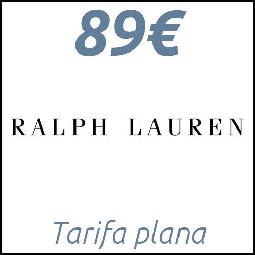 Tarifa plana de gafas Ralph Lauren en Mister Óptica Online
