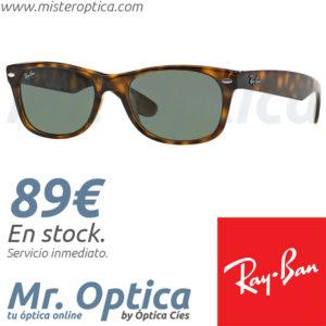 Gafas de sol Ray Ban RB2132 New Wayfarer 902L en Míster Óptica Online