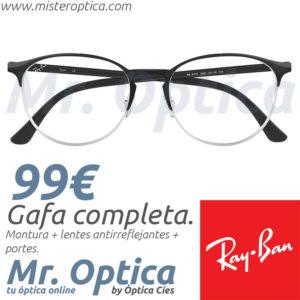 RayBan RB6375 2861 en Míster Óptica Online