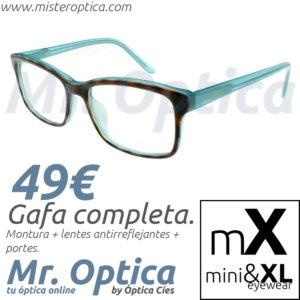 mini&XL Cooper en Míster Óptica Online