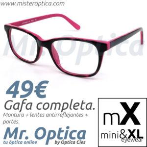 mini&XL Fugit en Míster Óptica Online