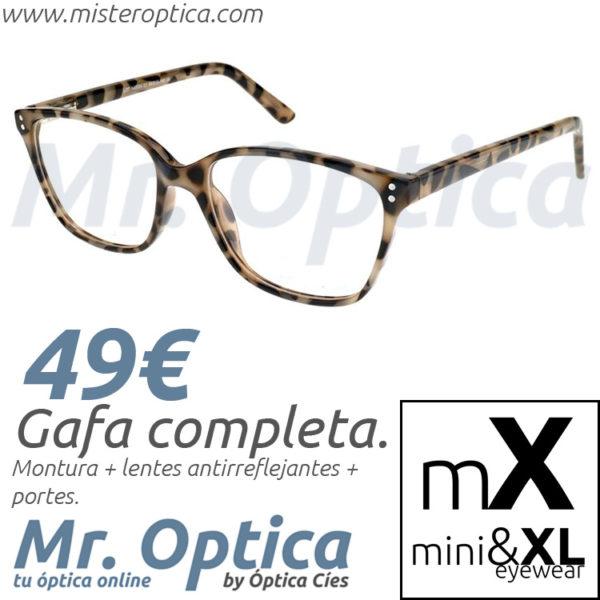 mini&XL Leal en Míster Óptica Online