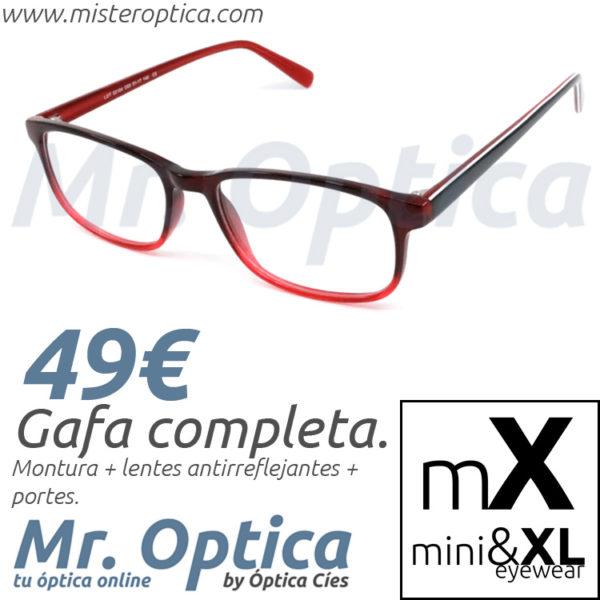 mini&XL Lansbury en Míster Óptica Online