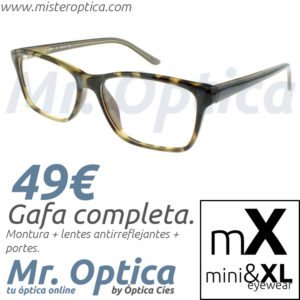 mini&XL Macfadyen en Míster Óptica Online