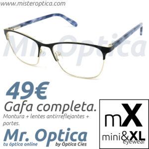 mini&XL Martin en Míster Óptica Online