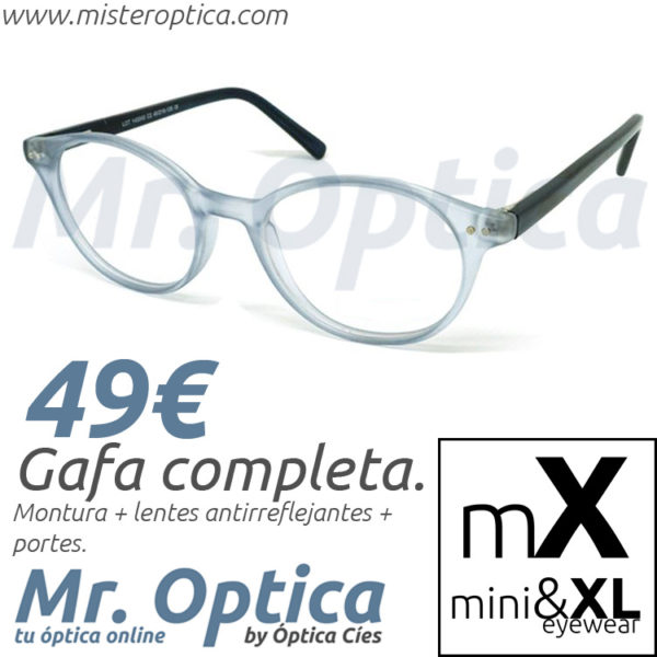 mini&XL Robbins en Míster Óptica Online