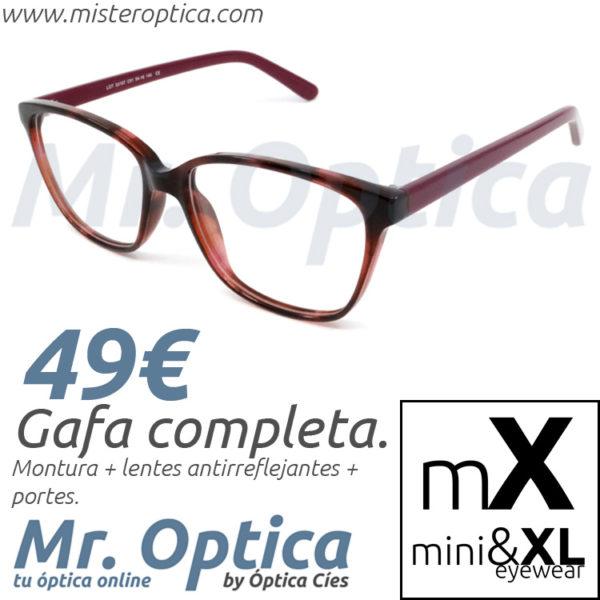 mini&XL Scorsone en Míster Óptica Online
