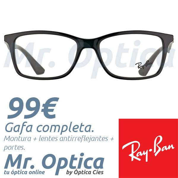 Ray Ban RB7046 2000 en Míster Óptica Online