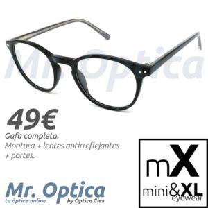 mini&XL Brown 01 en Míster Óptica Online