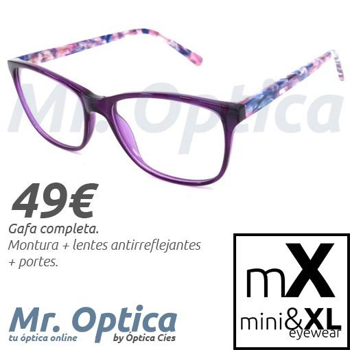 mini&XL Moretz 02 en Míster Óptica Online