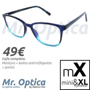 mini&XL Vega 03 en Míster Óptica Online